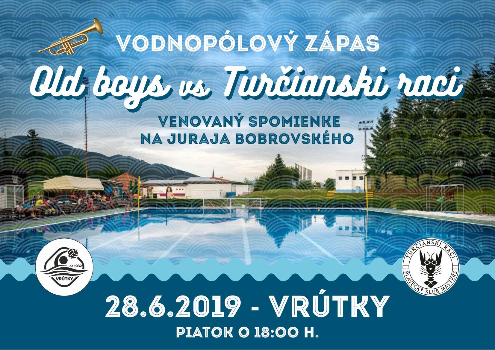 Vodnopólový zápas 2019